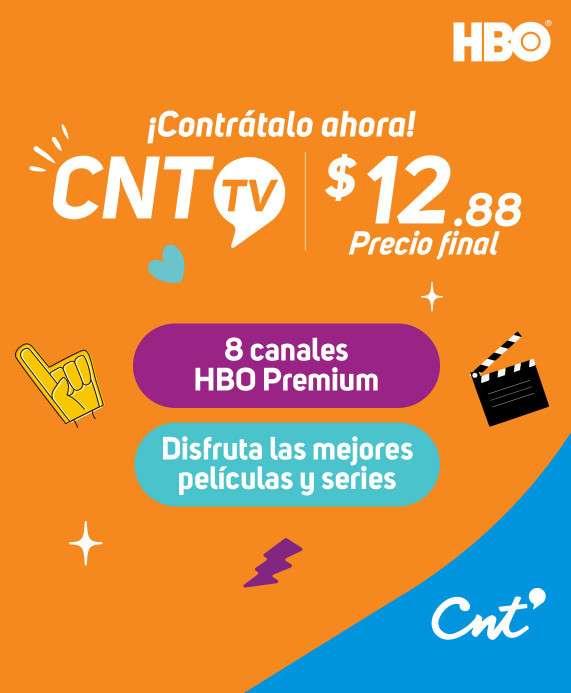 Planes Televisión HBO Premium